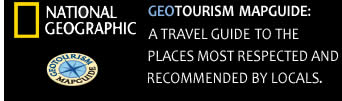 Geotourism Mapguide by National Geographic